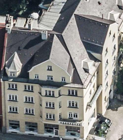Wohnen in Schwabing / großzügige 5-Zimmer-Dachgeschosswohnung in Schwabing-West (München)