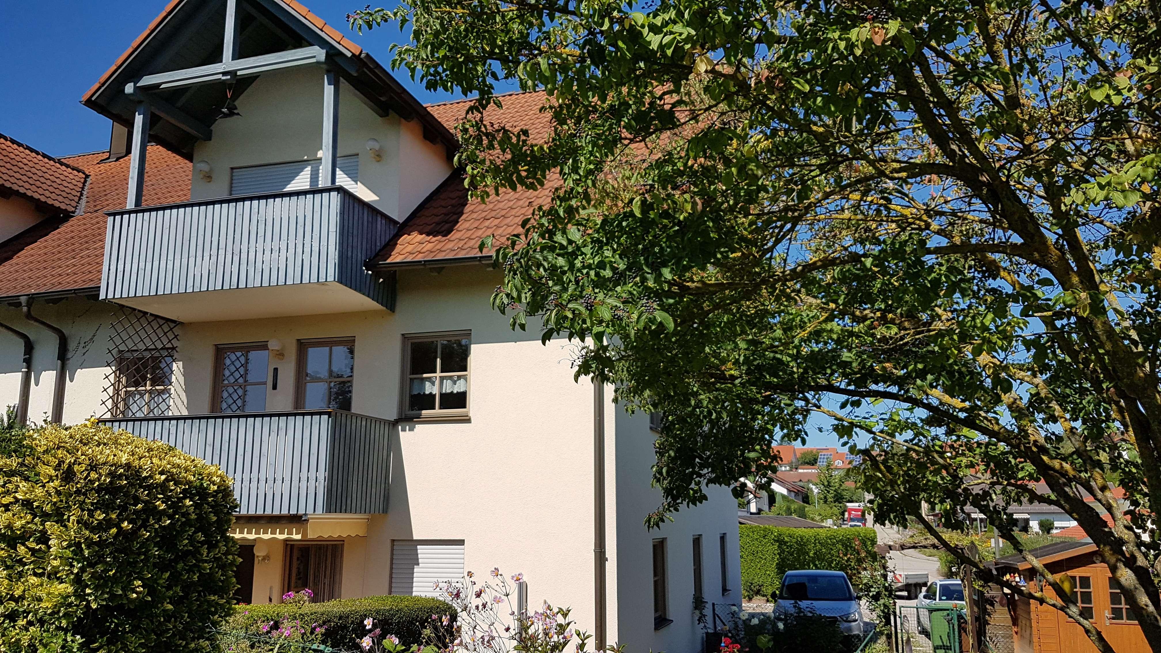 Modernisierte 3-Zimmer-Wohnung mit Balkon und EBK in Rohrbach in Rohrbach (Pfaffenhofen an der Ilm)