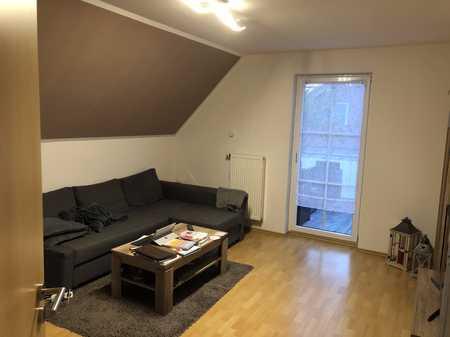 Attraktive 3-Zimmer-Maisonette-Wohnung mit Balkon in Augsburg in Kriegshaber (Augsburg)