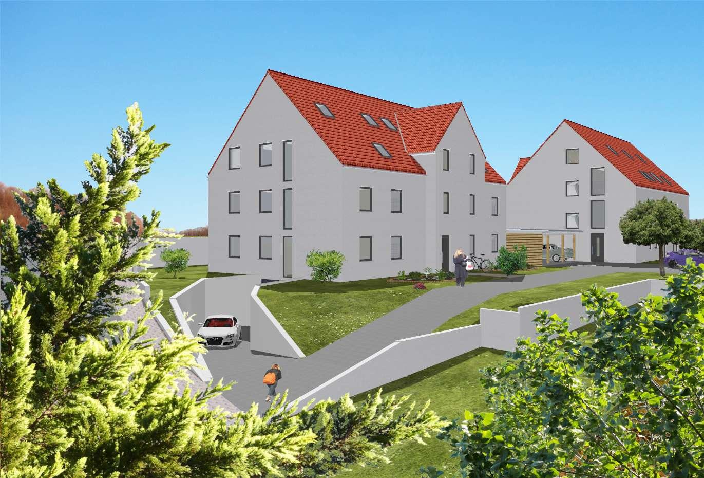 """Wohlfühl-Wohnung Nr. 14 Spitzboden - """"Burggarten"""" Neumarkt / Labersricht in Neumarkt in der Oberpfalz (Neumarkt in der Oberpfalz)"""