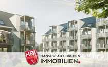 Hastedt Kapitalanlage Neubau - Exklusive 3-Zimmer-Wohnung