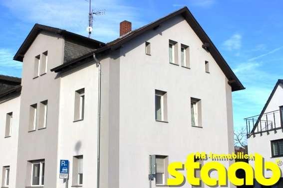 BAHNHOFSNAHE 3-ZIMMERWOHNUNG MIT BALKON IN ZENTRALER STADTTEILLAGE! in Damm (Aschaffenburg)