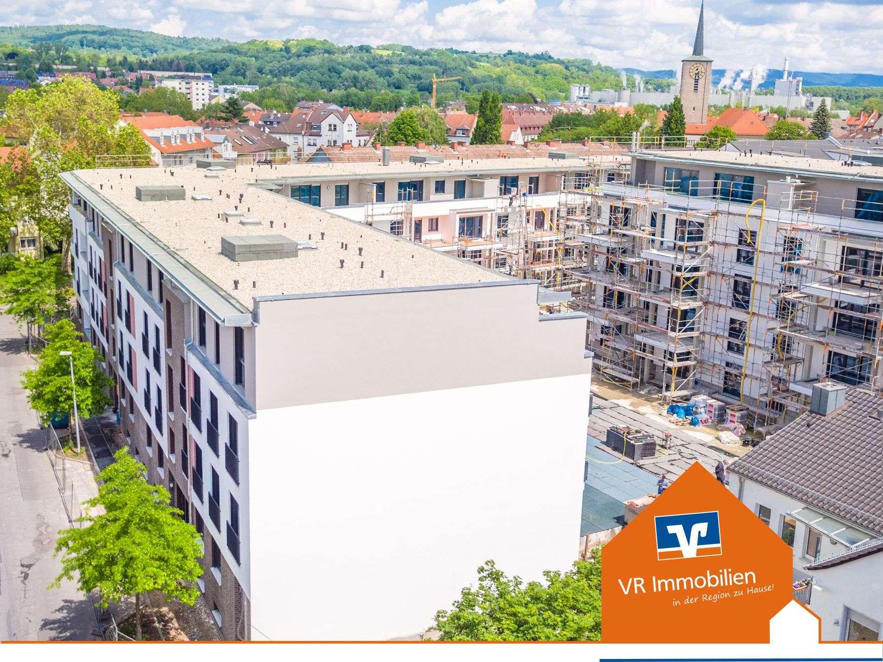 Neubauwohnung zum Wohlfühlen! in Damm (Aschaffenburg)