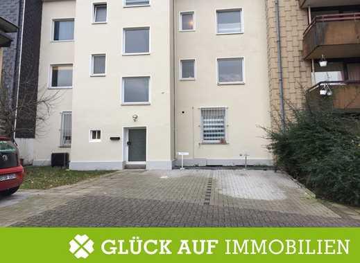 Stellplatz im Hinterhof des Hauses Leopoldstraße 11 in Essen zu vermieten