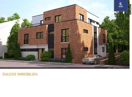 Baugrund in DU-Alt Homberg -Baugenehmigung für ein MFH mit  ca. 400 m² Wfl.-