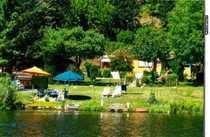 Wunderschönes Wassergrundstück Bungalow mit Panoramablick