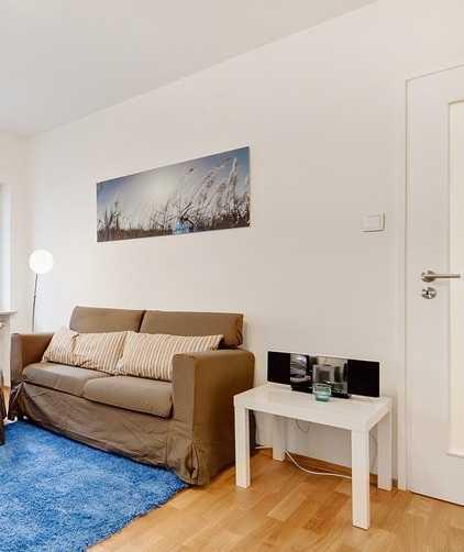 Stilvolle, geräumige 1-Zimmer-Wohnung in Fürth in Hardhöhe (Fürth)