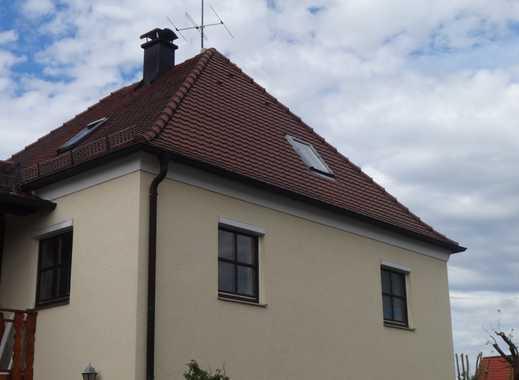Großzügige 4-Zimmer-DG-Wohnung in Weilach zu vermieten !