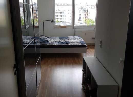 Exklusive 1-Zimmer-Wohnung mit Einbauküche in Düsseldorf