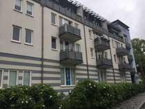 Appartement mit Balkon in Altmickten