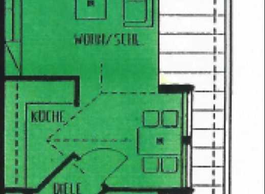 Helle 1-Zimmer-Wohnung mit sep. Küche und Balkon in der Fasanerie, München