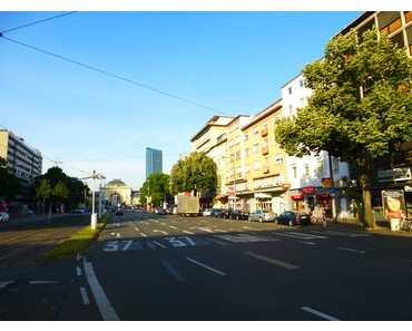 Mannheim-City Nähe Bahnhof und Uni: Ideale Stadtwohnung mit Dachterrasse in Mannheim