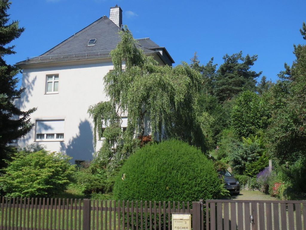 Das GLÜCK hat ein ZUHAUSE! stilvolle EFH- 30- Jahre Villa mit SAUNA ...