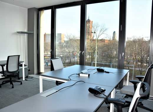Ihre Bürofläche im DomAquarée   zentrale Lage Berlin  großzügig ausgelegt   Alles inklusive