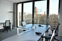 Möbliertes Büro für 2-6 ab