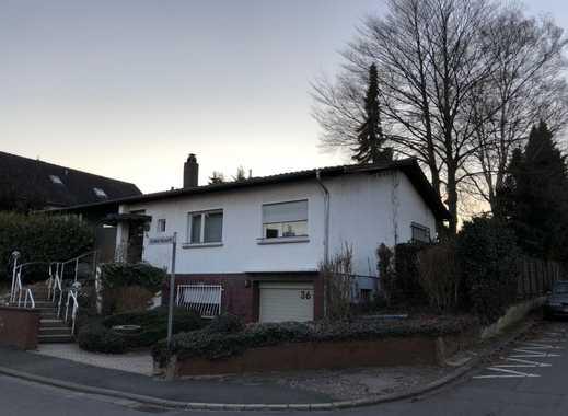 Einfamilienhaus In Ruhiger Wohnlage Mit Option Zur Erweiterung