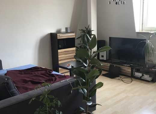 Möblierte 2-Zimmer Wohnung im Gallus (Nähe Europaviertel)