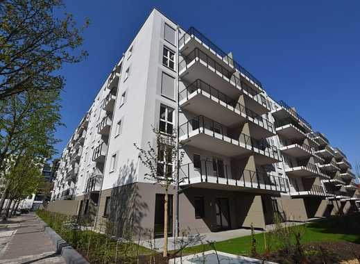 """""""NEUBAU"""" Großzügige 2 Zimmerwohnung mit Parkettboden, Fußbodenheizung und Balkon"""