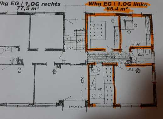 Vollständig renovierte 3-Zimmer-Wohnung in Nürnberg/Altenfurt
