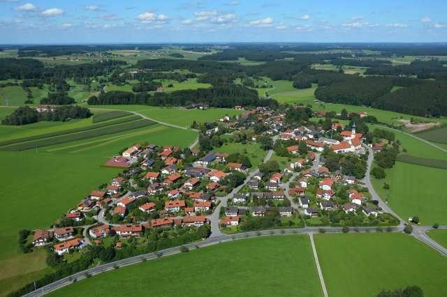 Wunderschöne Dachgeschosswohnung Erstbezug in Höslwang