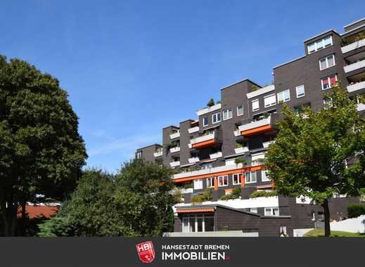 Vahr / Renovierte Wohnung mit Loggia in zentraler Lage