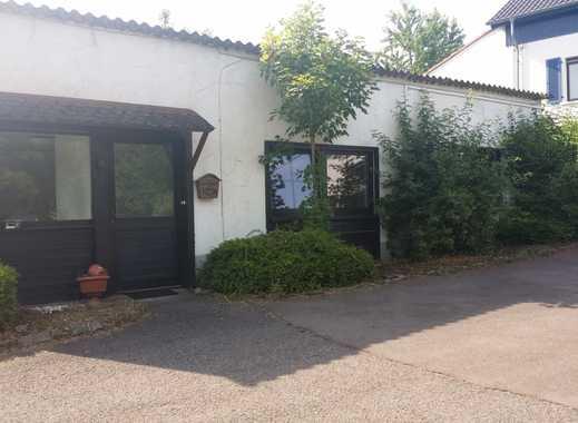 Lebach, Kleines Haus mit großem Garten