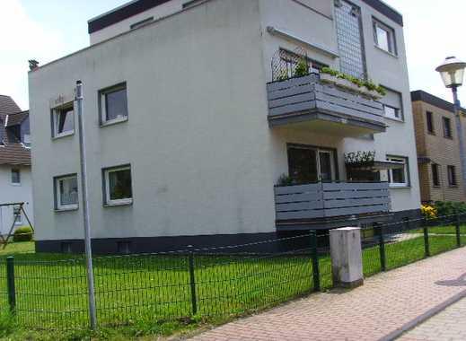 Gepflegte 4-Zimmer-Erdgeschosswohnung mit Balkon in Troisdorf