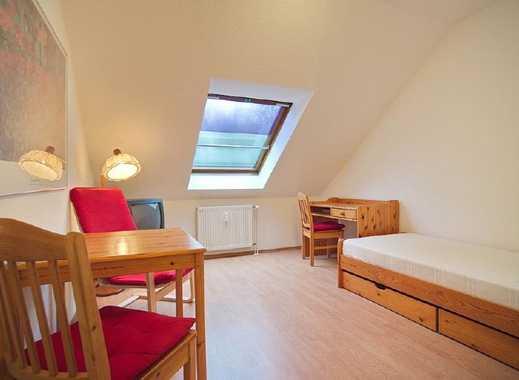 Für Berufspendler: Apartment in ruhiger Lage Nähe S-Bahn und Straßenbahn
