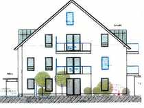 Baugrundstück für ein Mehrfamilienhaus mit