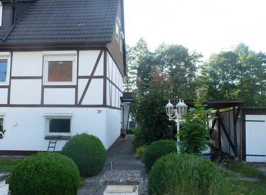 Gemütliche Doppelhaushälfte mit großem Garten von Privat