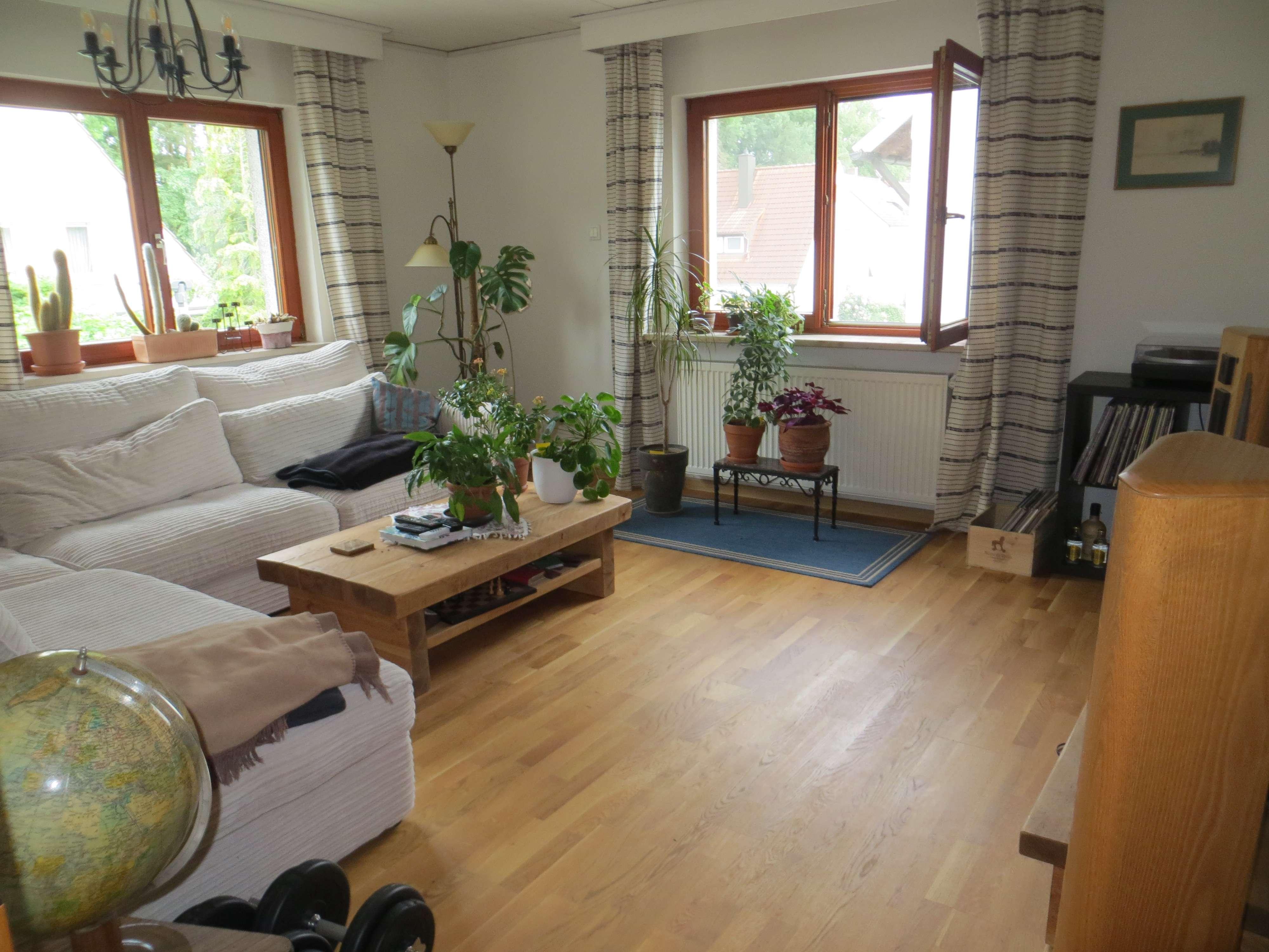 Gemütliche 3-Zimmerwohnung mit großem Balkon in ruhiger Lage in Fürth/Stadeln in
