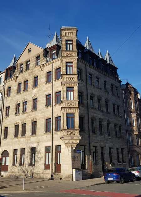 WG-geeignet! Kernsanierte 4-Zimmer Wohnung an der Stadtgrenze in Stadtpark / Stadtgrenze (Fürth)