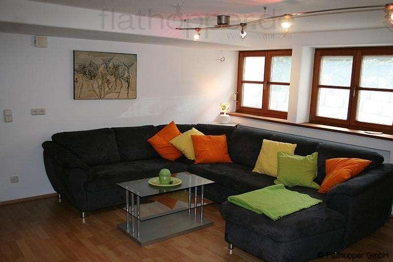 Ruhige 3-Zimmer Wohnung im Souterrain mit Gartennutzung in München - Vaterstetten