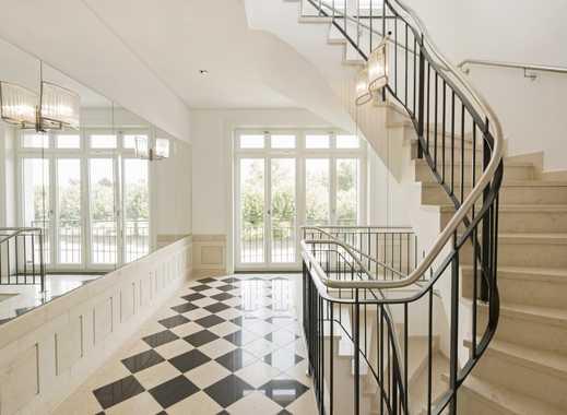 Rheinfront Df.-Niederkassel: Elegantes Penthouse in repräsentativem Gebäude
