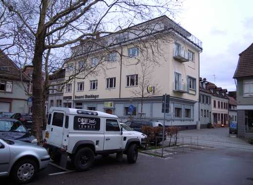 Helle Großzügige 4 Zi Penthousewohnung In Offenburg Zentrum, 169 M²
