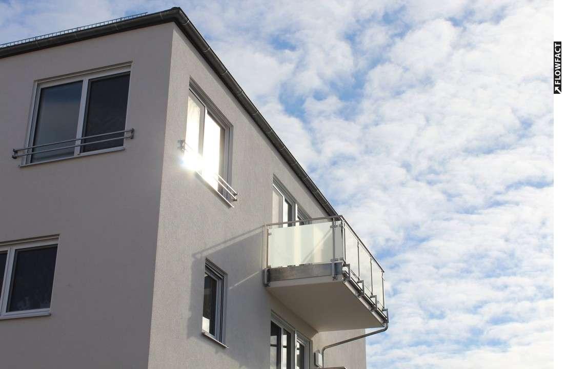 Erstbezug! Mietwohnungen im Schwandorfer Stadtzentrum in Schwandorf