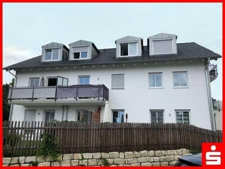 2-Zimmer-Dachgeschosswohnung für Studenten - Nähe Zentrum in Nordost (Ingolstadt)