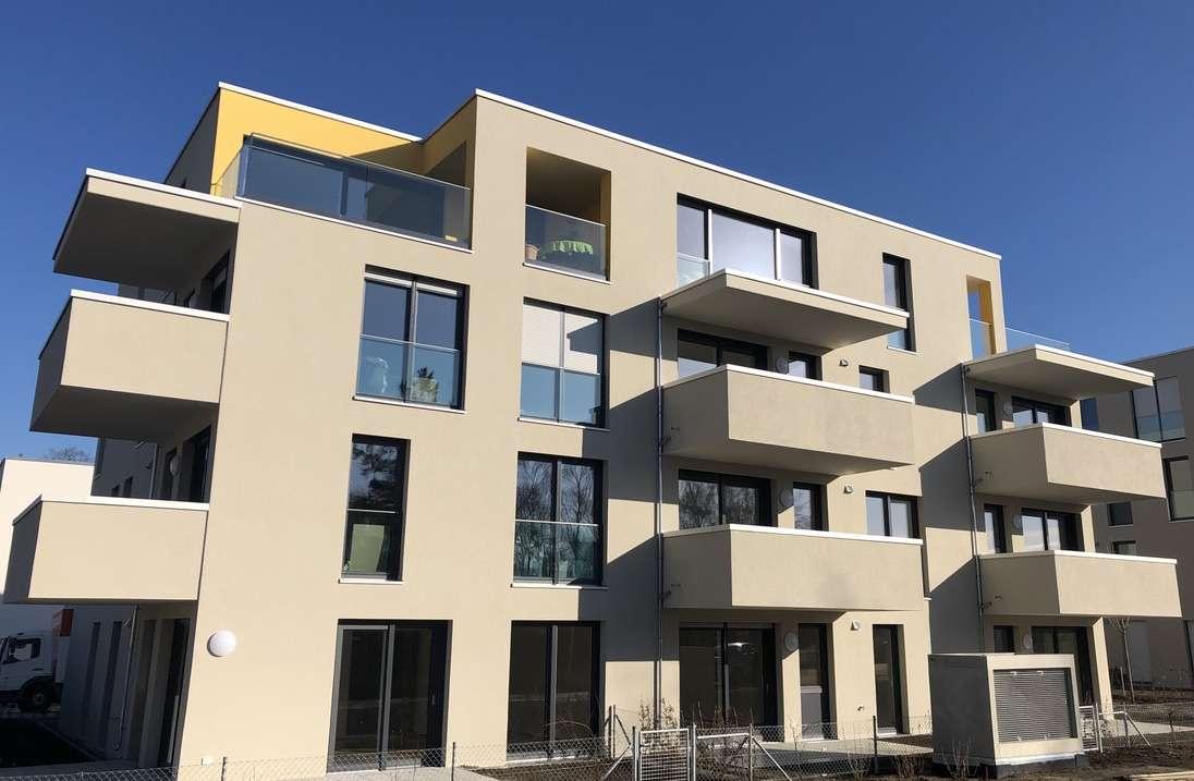 Erstbezug: stilvolle 3-Zimmer-Wohnung mit EBK und Balkon in Langwasser Nordost (Nürnberg)
