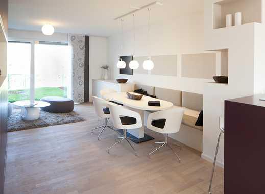 """Modernes Reihenhaus im neuen Wohnquartier """"Kaspersfeld"""" - Grundstück und Garage inklusive!"""