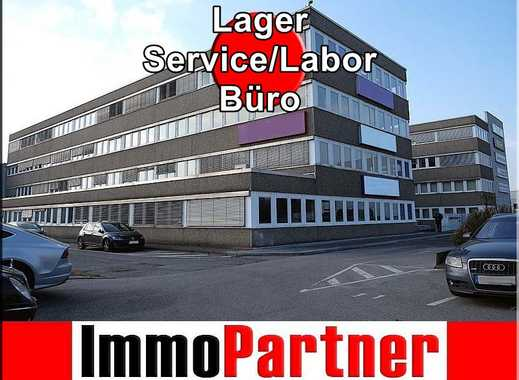 • Lagerhalle • Service-/Laborflächen • Büroflächen • zentrale Lage • Hamburg-Billbrook