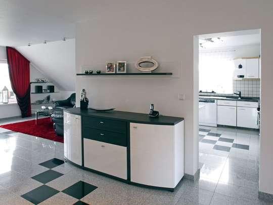Hochwertige 117m² Wohnung mit Garten, Spitzboden und Keller - Bild 6