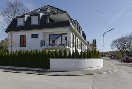 Tolle, helle 3-Zi-Wohnung mit Luxus-EBK in Stadtvilla. Am Zamilapark. in Bogenhausen (München)