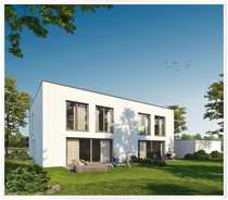 Wohntraum im Grünen Moderne DHH