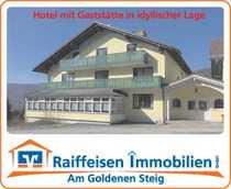 Bild Hotel mit Gaststätte in Traumlage im Bayerischen Wald bei Thurmansbang