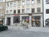 Hervorragend sichtbare Einzelhandelsflächen in bester