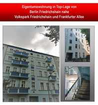 Bild Eigentumswohnung in Top-Lage von Friedrichshain nahe Volkspark Friedrichshain und Frankfurter Allee
