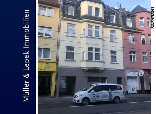 Ruhige Dachgeschosswohnung mit toller Aussicht in Sülz!