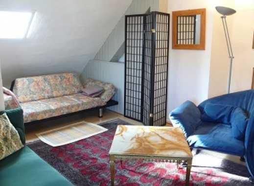INTERLODGE Komplett möbliertes Maisonette-Apartment in Essen-Haarzopf für 2 Personen.