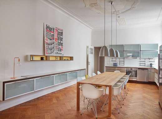 Modern-ausgestattete Wohnung im repräsentativen Altbau am Lietzensee