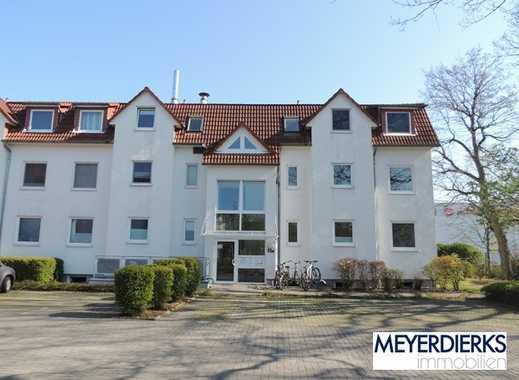 Metjendorf - Metjendorfer Landstr.: 2-Zimmer-Whg. nur wenige Kilometer von der Stadtgrenze entfernt